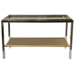Maison Charles Two-Tier Console