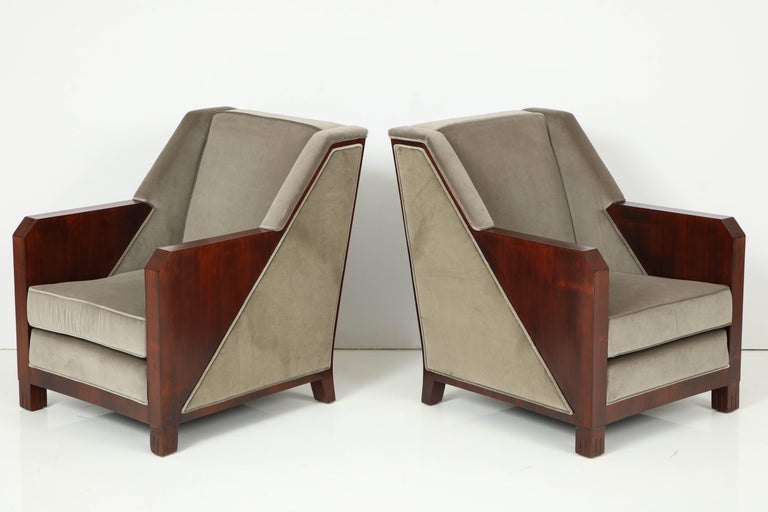 French Maison Dominique Armchairs For Sale