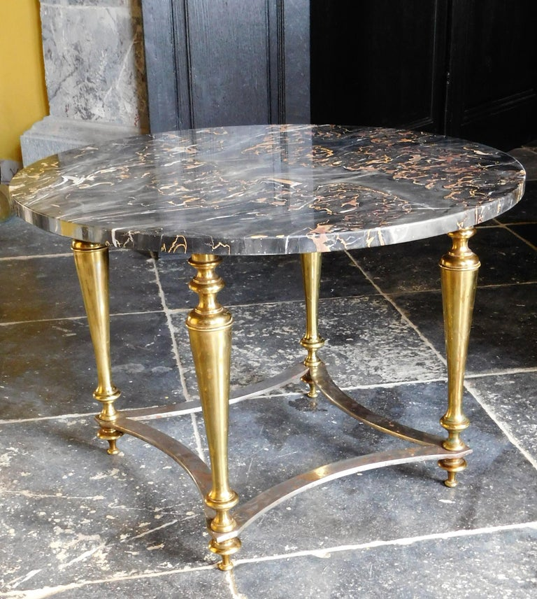 MAISON JANSEN Coffeetable Mid Century Modern In Good Condition For Sale In Gembloux, BE