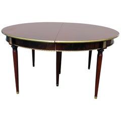 Maison Jansen Directoire Style Dining Room Table