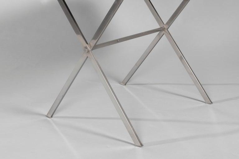 Late 20th Century Maison Jansen Folding Table, 1970s