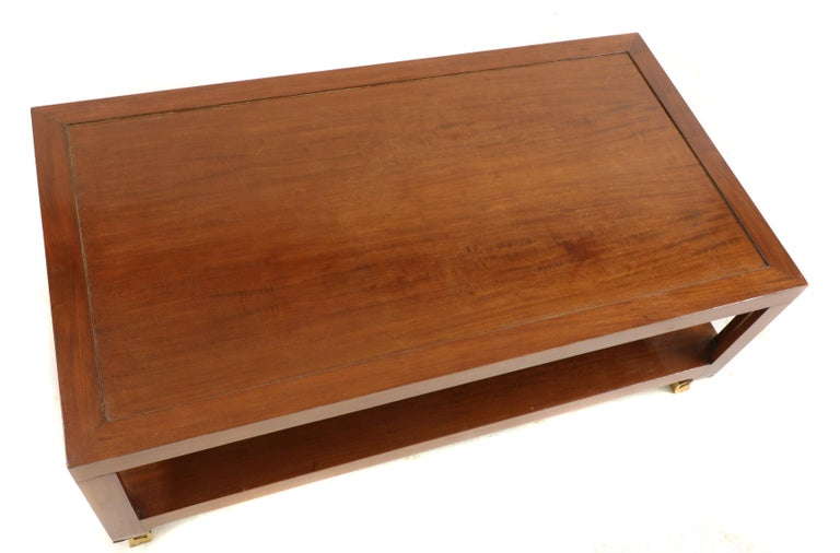 Mid-Century Modern Maison Jansen Khaya End Table For Sale