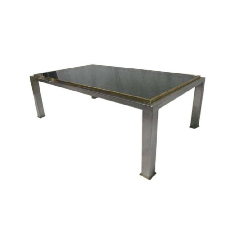 Maison Jansen Large Coffee Table