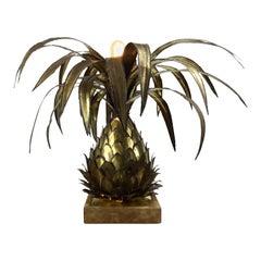 Maison Jansen Pineapple Table Lamp, 1960s