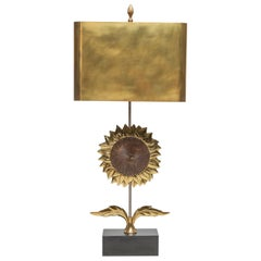 Maison Jansen 'tournesol' Lamp