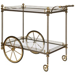 Maison Jensen Style Bar Cart Made in Italy