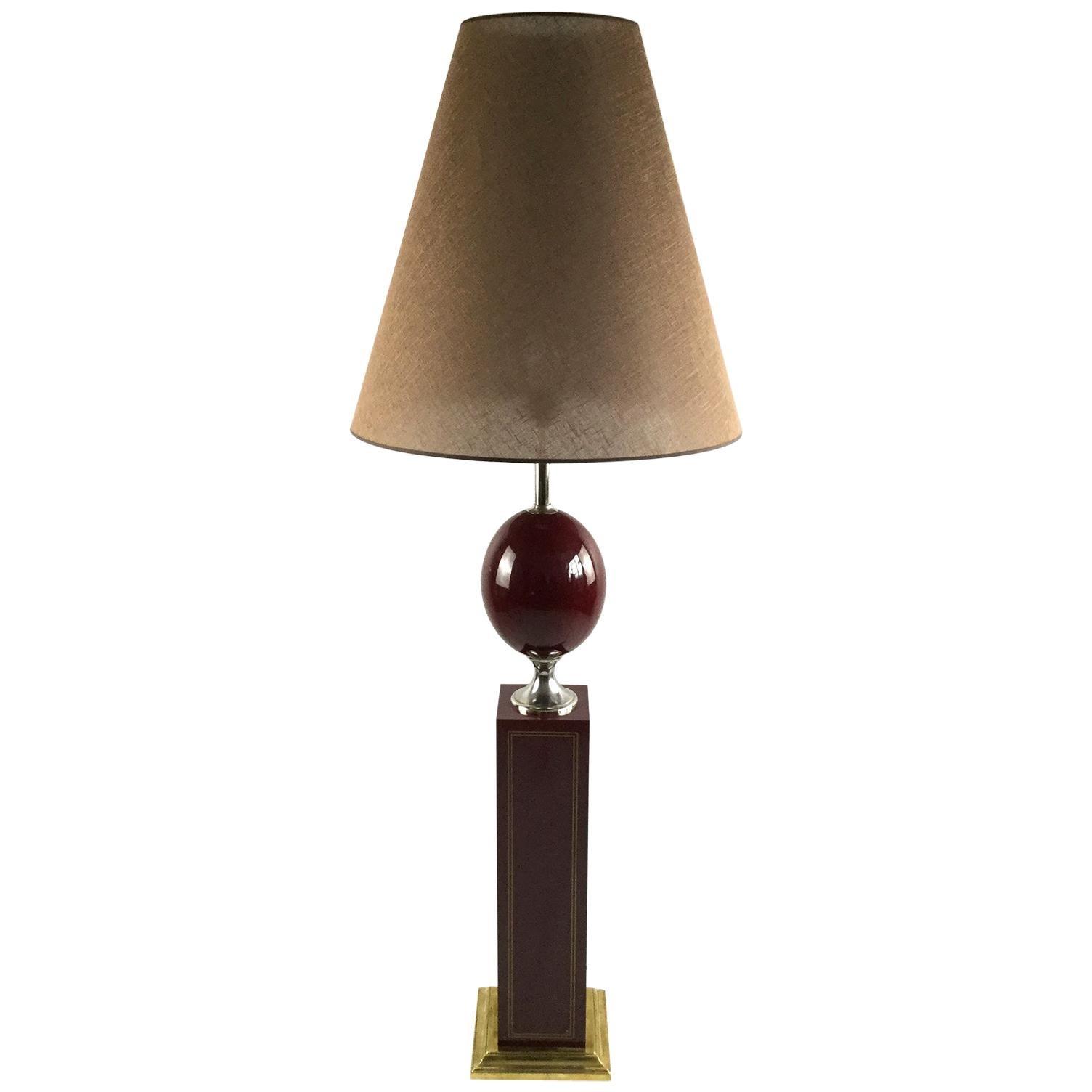 Maison Le Dauphin Floor Lamp France 1970s