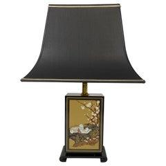 Maison Le Dauphin Pagode Design Table Lamp France 1970's Hokkaido Table lamp