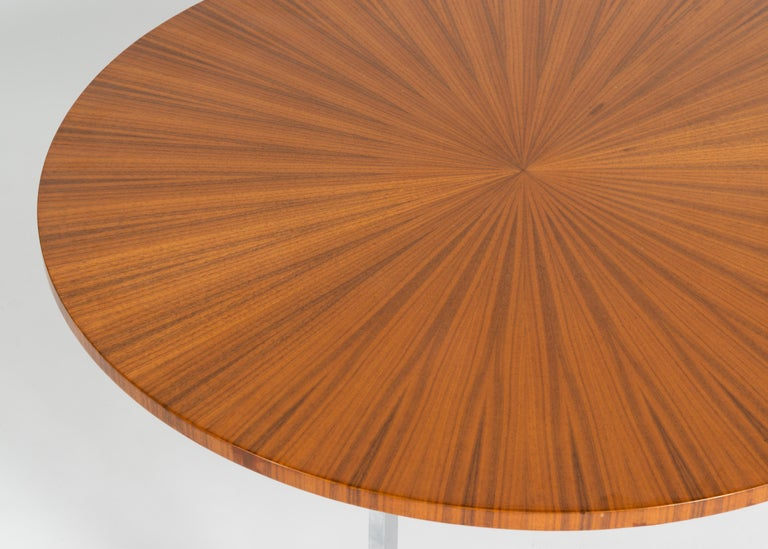 French Maison Leleu, Coffee Table, France, circa 1965 For Sale