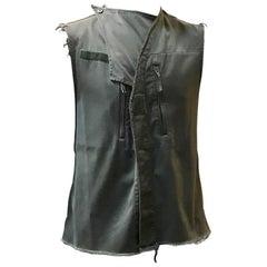 Maison Margiela Combat Style Waistcoat