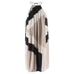 Maison Margiela Navy Exposed-Pocket Skirt SIZE 40 IT