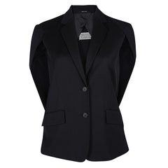 Maison Martin Margiela Black Cape Style Blazer M