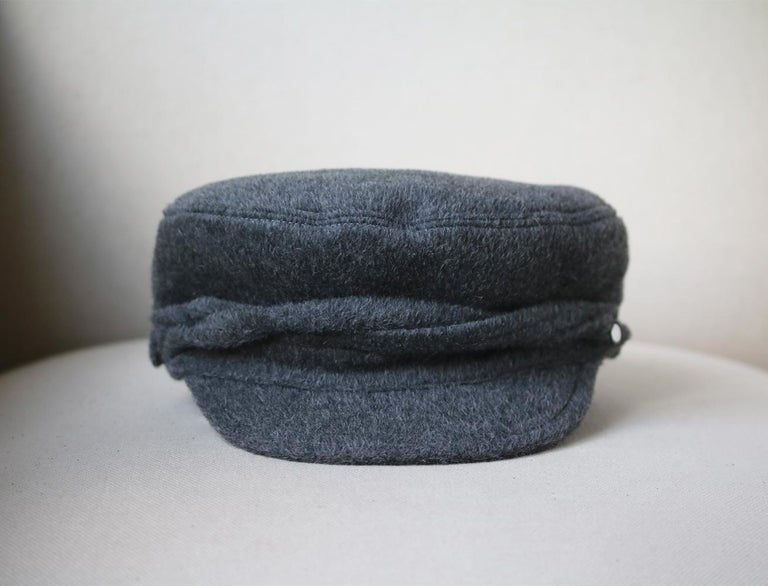 Women's or Men's Maison Michel New Abby Wool-Blend Hat For Sale