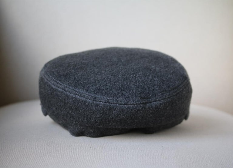 Maison Michel New Abby Wool-Blend Hat For Sale 1