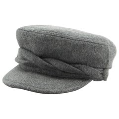 Maison Michel New Abby Wool-Blend Hat