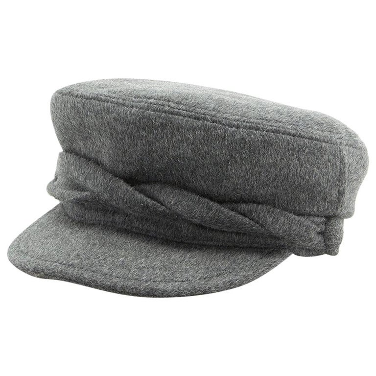Maison Michel New Abby Wool-Blend Hat For Sale