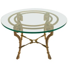 Maison Ramsay Iron Coffee Table