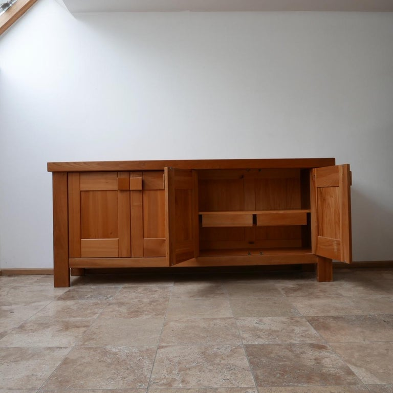Elm Maison Regain French Midcentury Credenza or Sideboard For Sale