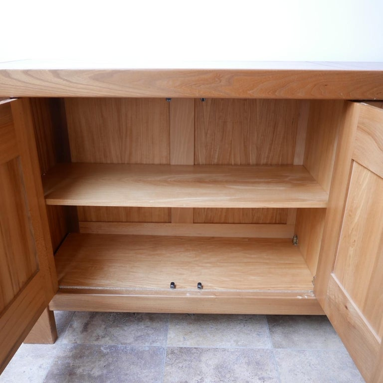 Maison Regain French Midcentury Credenza or Sideboard For Sale 1