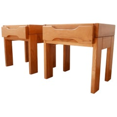Maison Regain French Midcentury Bedside Tables