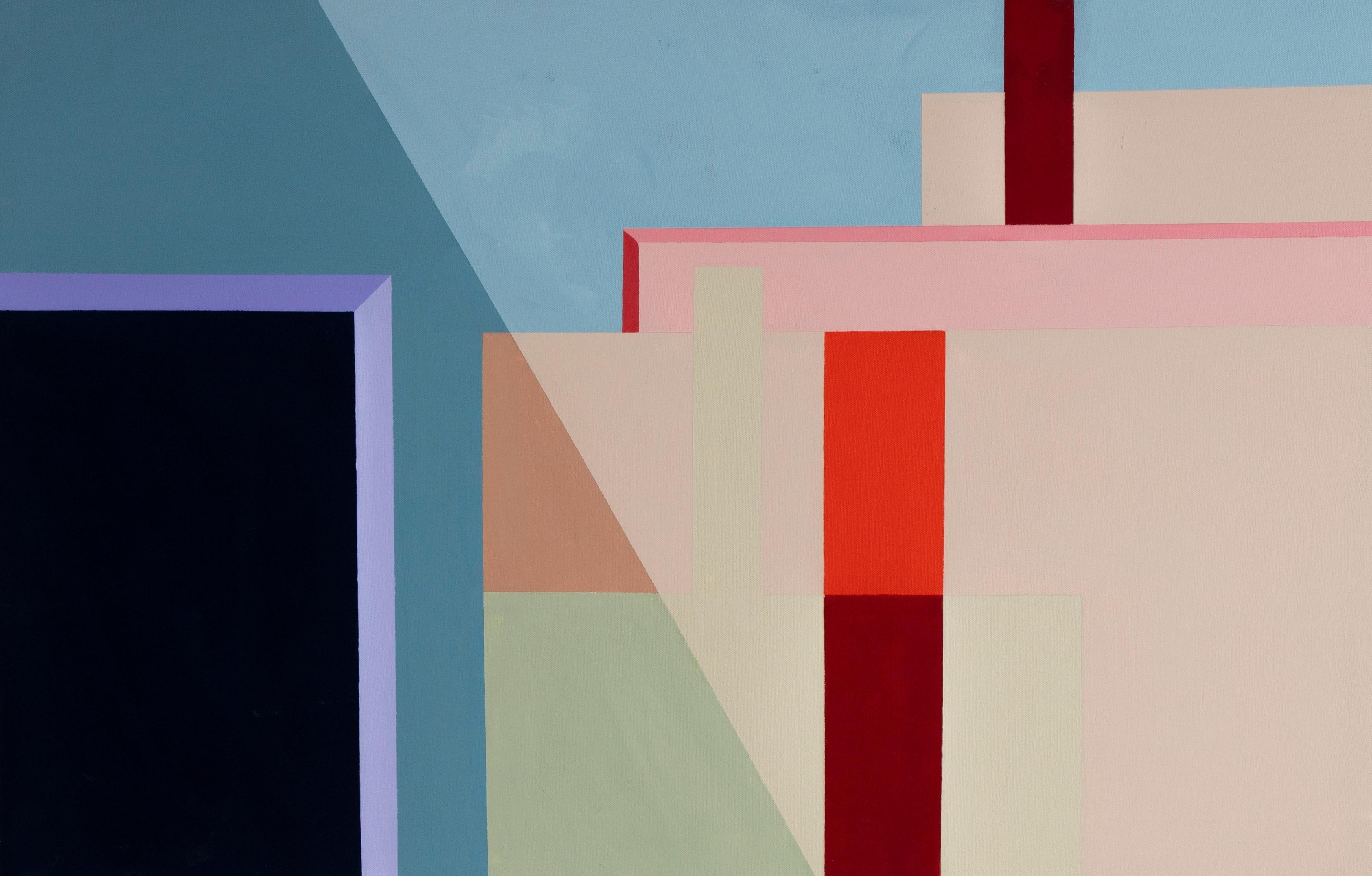 baby yoda study, Acrylic on canvas, 90cm x 60cm, 2021