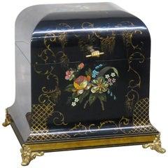 Maitland Smith Chinoiserie Decorative Box