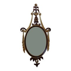 Maitland-Smith Gilt Wooden Mirror