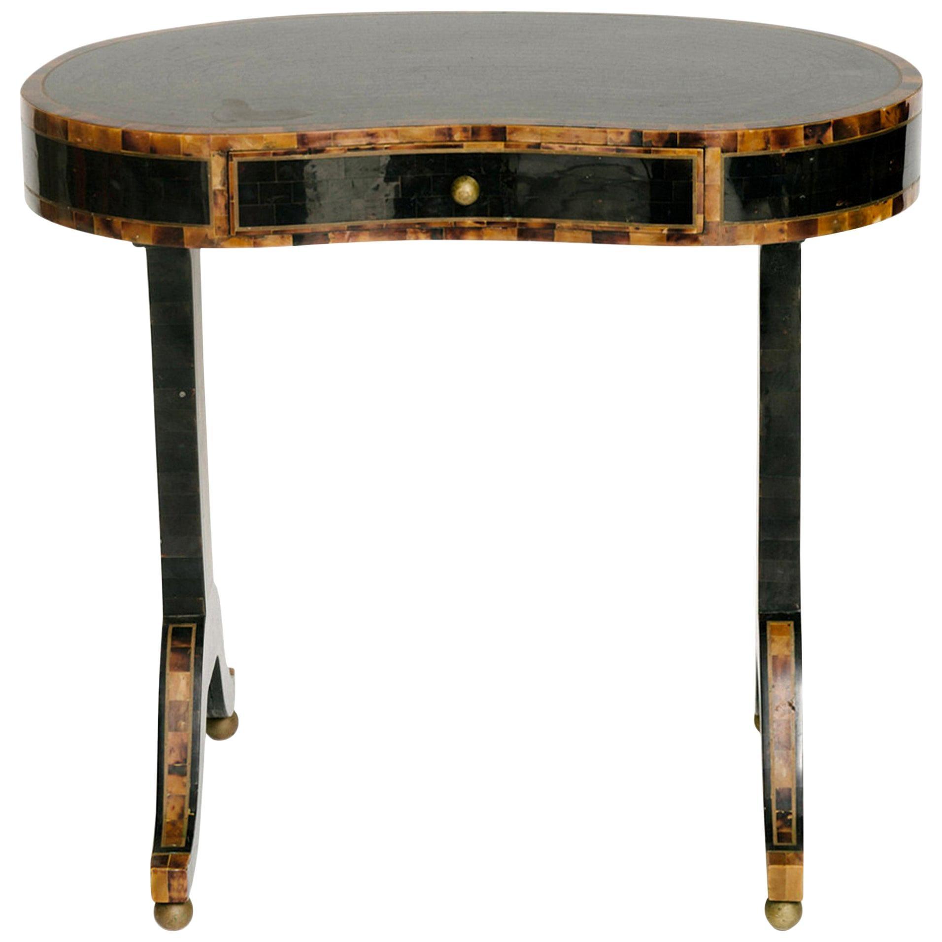 Maitland-Smith Horn Table