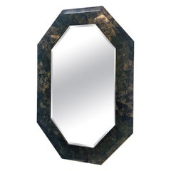 Maitland Smith Large Octagonal Wall Mirror