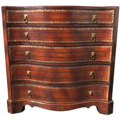 Maitland Smith Leather Chest