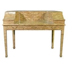 Maitland Smith Stone Desk