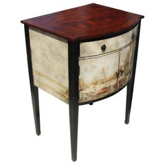 Maitland Smith Venetian Style Nightstand or End Table