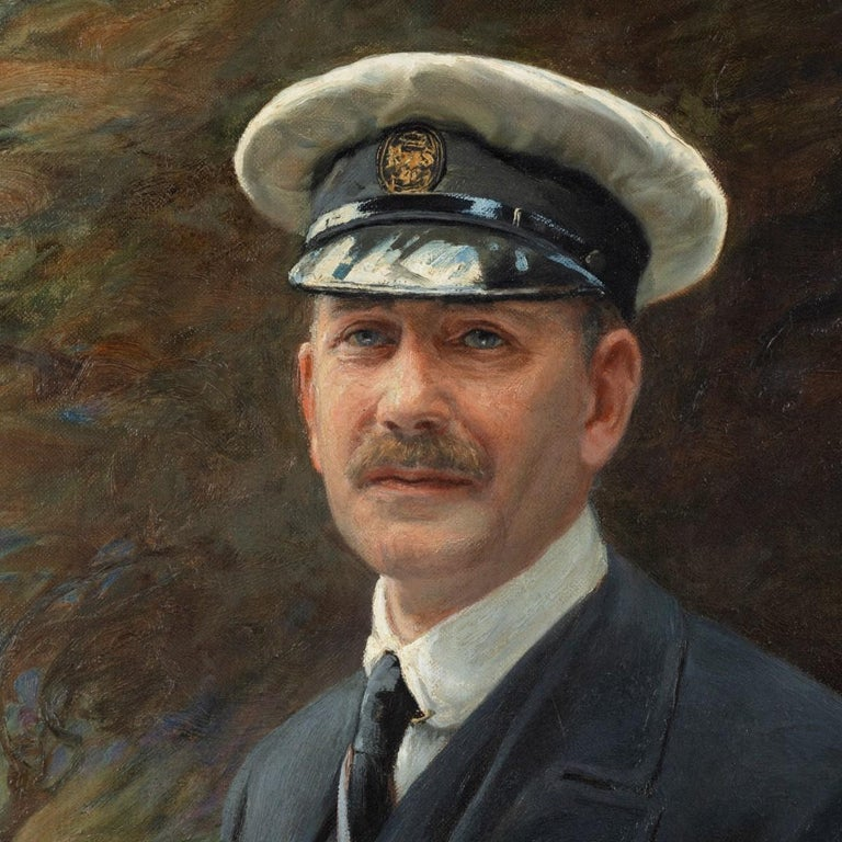 Major R Sloane-Stanley by George Hillyard Swinstead, 1916 In Good Condition For Sale In Lymington, Hampshire