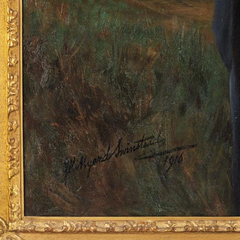 Major R Sloane-Stanley by George Hillyard Swinstead, 1916 For Sale 3