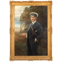 Major R Sloane-Stanley by George Hillyard Swinstead, 1916