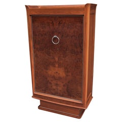 Majorelle Art Deco Two Door Cabinet