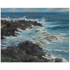 """Makaalaye Point"" by Richard Chalfant"
