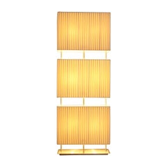Makassar Drei Floor Lamp by Roberto Lazzeroni