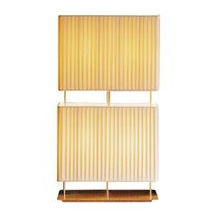 Makassar Zwei Floor Lamp By Roberto Lazzeroni