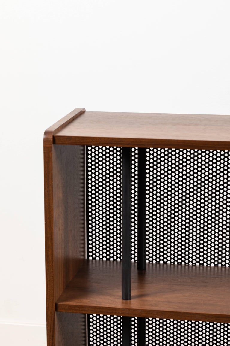Mid-Century Modern Maker's Bookcase by Lawson-Fenning For Sale