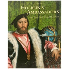 Making & Meaning  Holbein's Ambassadors Table Book