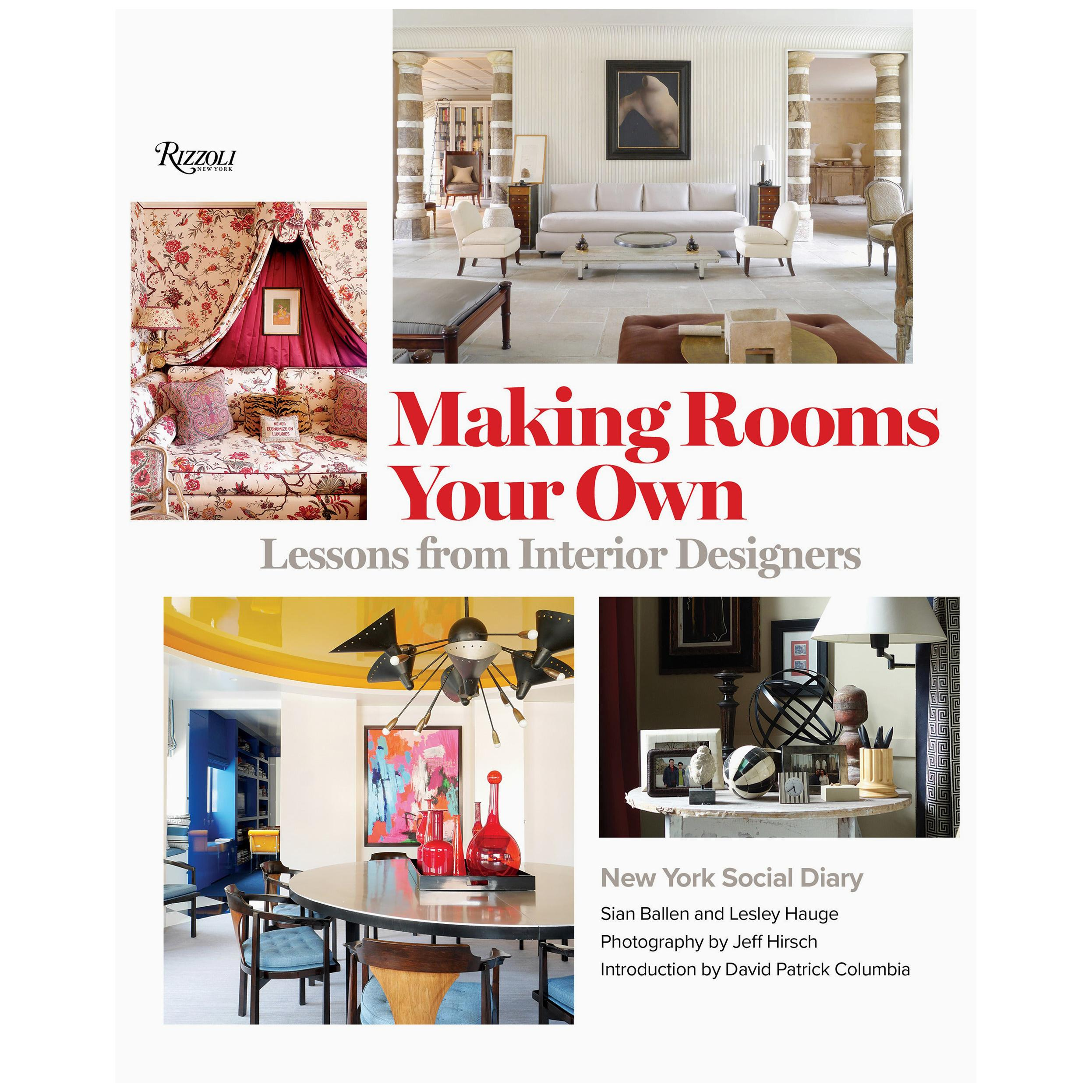 Making Rooms Your Own Lessons from Interior Designers