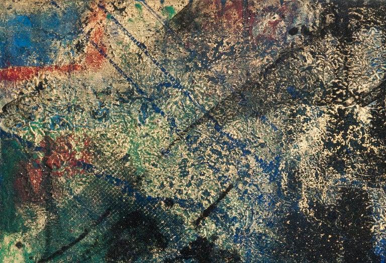 Uroko - Abstract Painting by Makoto Fujimura