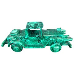 Malachite Car