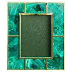 Malachite Photo Frame by Fabio Ltd