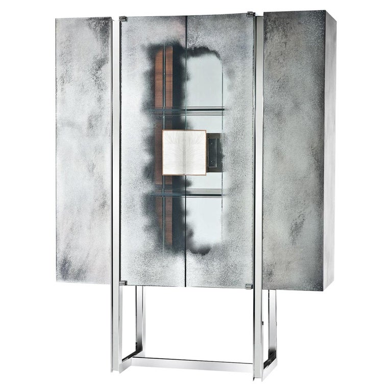 Malamocco Bar Cabinet by Giovanni Luca Ferreri For Sale
