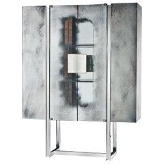 Malamocco Bar Cabinet by Giovanni Luca Ferreri