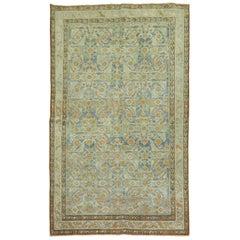 Malayer Blue Persian Rug