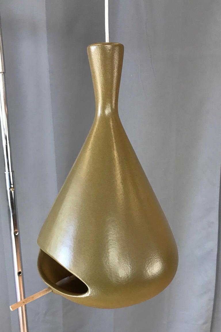 Malcolm Leland Ceramic Bird Shelter for Architectural Pottery Model 21 L For Sale 3