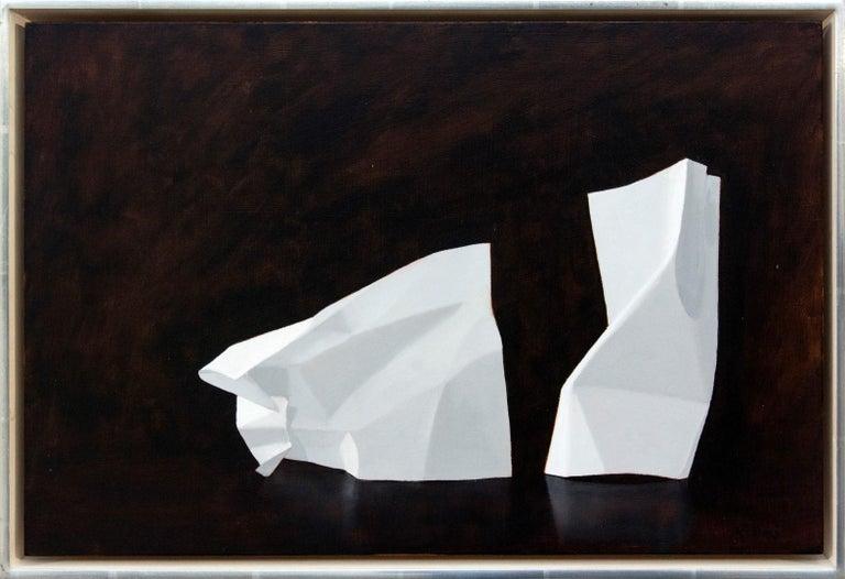 Malcolm Rains Still-Life Painting - Cyclades